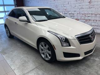 Used 2014 Cadillac ATS 2.0L Turbo for sale in Sorel-Tracy, QC