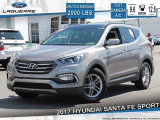 Used 2017 Hyundai Santa Fe Sport SPORT AWD**TOIT*BLUETOOTH*CAMERA*CRUISE*A/C** for sale in Victoriaville, QC