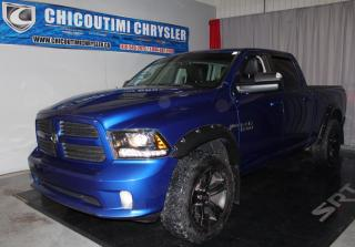 Used 2017 RAM 1500 for sale in Chicoutimi, QC