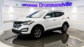 Used 2014 Hyundai Santa Fe Sport PREMIUM + GARANTIE + VOLANT CHAUFFANT + WOW! for sale in Drummondville, QC