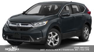 New 2019 Honda CR-V EX-L for sale in Cranbrook, BC
