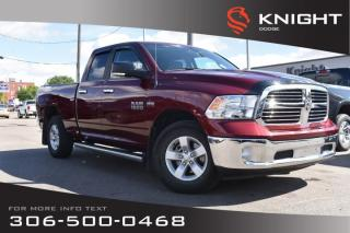 Used 2017 RAM 1500 SLT | Bluetooth | Remote Start | for sale in Swift Current, SK
