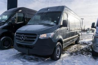 Used 2019 Mercedes-Benz Sprinter V6 2500 Crew Van 170 for sale in Calgary, AB
