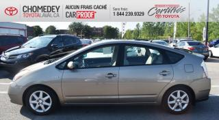 Used 2008 Toyota Prius IMPECCABLE for sale in Laval, QC
