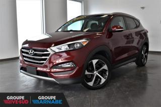 Used 2016 Hyundai Tucson 1.6L Turbo AWD Premium+Garantie Prolongé for sale in St-Jean-Sur-Richelieu, QC