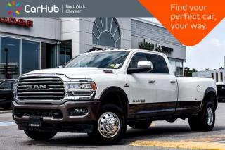 New 2019 RAM 3500 Longhorn|New Car|Snow.Plow.Prep,Level1.Eqpt.Pkgs|Sunroof|H.K.Audio| for sale in Thornhill, ON