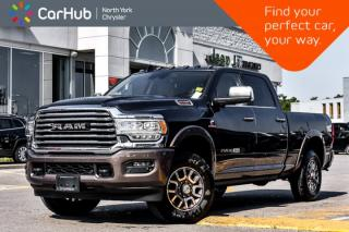 New 2019 RAM 2500 Laramie Longhorn|New Car|Safety,Level1.Eqpt,Snow.Plow.Prep,Towing.Tech.Pkgs| for sale in Thornhill, ON