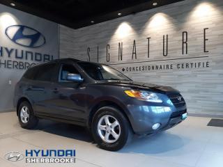 Used 2007 Hyundai Santa Fe GL+FWD+V6 3.3+DEMARREUR+A/C+CRUISE for sale in Sherbrooke, QC
