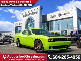 Used 2015 Dodge Challenger SRT 392 *ACCIDENT FREE* for sale in Abbotsford, BC