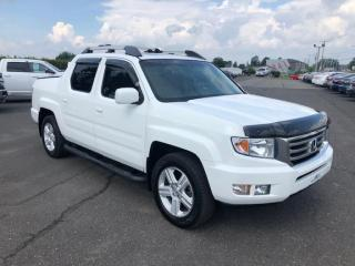 Used 2012 Honda Ridgeline TOURING for sale in Lévis, QC