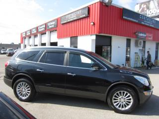Used 2012 Buick Enclave CXL $8,995+HST +LIC FEE / CLEAN CARFAX REPORT for sale in North York, ON