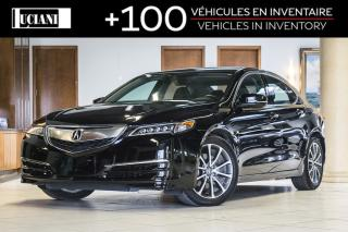 Used 2015 Acura TLX 2015 TLX Tech AWD * Only 19 000km * Navigation for sale in Montréal, QC