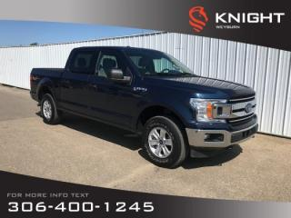 Used 2018 Ford F-150 XLT | Bluetooth | Low KM for sale in Weyburn, SK