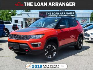 Used 2018 Jeep Compass Trail Hawk for sale in Barrie, ON