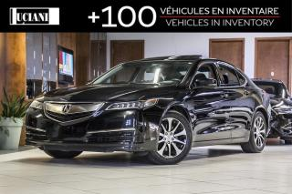 Used 2016 Acura TLX 2016 Acura TLX * Sunroof * Warranty 130 000km * for sale in Montréal, QC