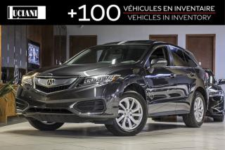 Used 2016 Acura RDX 2016 Acura RDX * Navigation * Certifed * Tech for sale in Montréal, QC