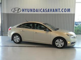 Used 2012 Chevrolet Cruze for sale in St-Hyacinthe, QC