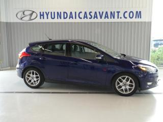 Used 2016 Ford Focus SE TECHNOLOGIQUE for sale in St-Hyacinthe, QC