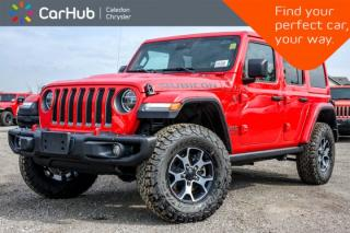 New 2019 Jeep Wrangler Unlimited New Car Rubicon 4x4|Dual Top|Navi|Bluetooth|Backup Cam|R-Start|Blind Spot|Leather|17