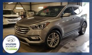 Used 2017 Hyundai Santa Fe Sport 2.0T Ultimate 4 portes TI for sale in Val-David, QC