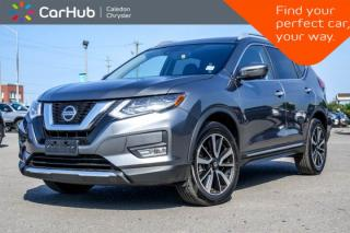 Used 2018 Nissan Rogue SL AWD|Navi|Pano Sunroof|Backup Cam|Bluetooth|Blind Spot|Heated Front Seats|Leather|19