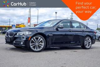 Used 2016 BMW 5 Series 535i xDrive Navigation Sunroof Bluetooth Backup Camera Heated Front Seats 19
