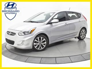 Used 2016 Hyundai Accent Mags Toit Fogs for sale in Brossard, QC