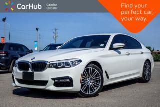 Used 2017 BMW 5 Series 530i xDrive|Navi|Pano Sunroof|Blind Spot|Backup Cam|Bluetooth|Leather|19