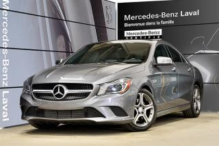 Used 2015 Mercedes-Benz CLA250 4MATIC Coupe for sale in Laval, QC