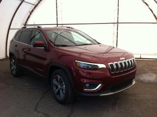 New 2019 Jeep Cherokee Limited for sale in Ottawa, ON