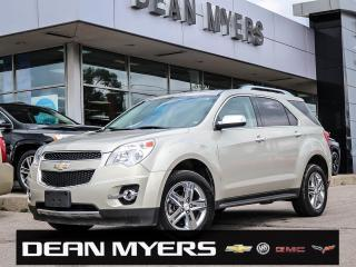 Used 2015 Chevrolet Equinox LTZ for sale in North York, ON