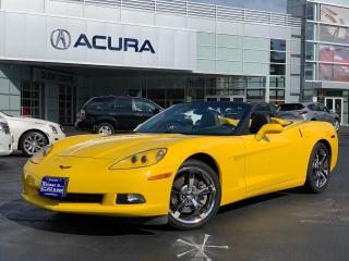 Used 2010 Chevrolet Corvette 3LT | | ONLY38000KM | NAVI | BACKUPCAM for sale in Burlington, ON