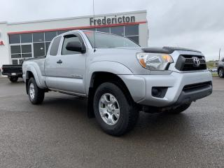 Used 2013 Toyota Tacoma SR5 POWER PACKAGE for sale in Fredericton, NB