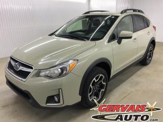 Used 2016 Subaru XV Crosstrek Touring AWD Caméra de recul Bluetooth for sale in Trois-Rivières, QC