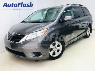 Used 2013 Toyota Sienna LE 3.5L * Camera * Portes-ELectric-Doors * Clean! for sale in St-Hubert, QC