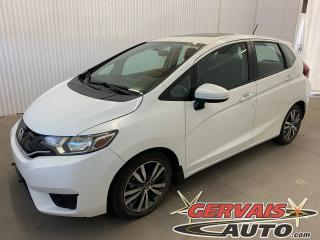Used 2016 Honda Fit EX Toit Ouvrant A/C MAGS Bluetooth Caméra for sale in Trois-Rivières, QC