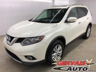 Used 2015 Nissan Rogue SV AWD Toit Panoramique MAGS Bluetooth for sale in Trois-Rivières, QC