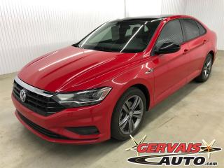 Used 2019 Volkswagen Jetta Highline R Line Cuir Toit Ouvrant MAGS Bluetooth for sale in Trois-Rivières, QC