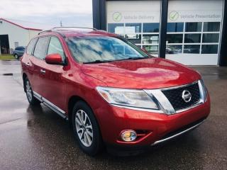 Used 2015 Nissan Pathfinder SV, Heated Leather Seats for sale in Ingersoll, ON