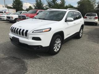 Used 2014 Jeep Cherokee North 4X4 V-6 for sale in Sherbrooke, QC