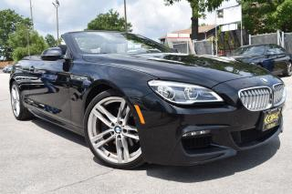 Used 2016 BMW 6 Series 650i xDrive for sale in Oakville, ON