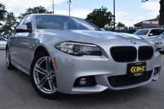 Used 2015 BMW 5 Series 528i xDrive - M PACKAGE - NO ACCIDENTS for sale in Oakville, ON
