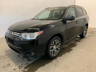 Used 2014 Mitsubishi Outlander Premium AWD Cuir Toit Ouvrant MAGS for sale in Trois-Rivières, QC