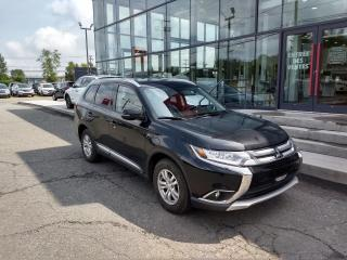 Used 2017 Mitsubishi Outlander SE AWC MAIN LIBRE CAMÉRA for sale in Lévis, QC