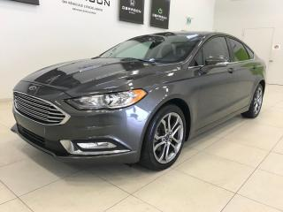 Used 2017 Ford Fusion SE AWD 2.0L ECOBOOST NAV CAMERA TOIT ROUES 18