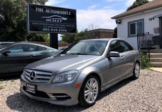 Used 2011 Mercedes-Benz C 300 C300 4MATIC AWD LOW KMS for sale in Mississauga, ON