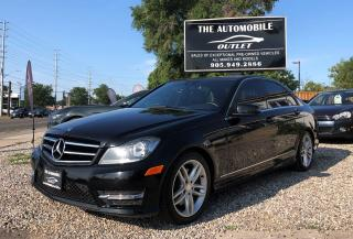Used 2014 Mercedes-Benz C 300 C300 4Matic NAVI BACK-UP CAM for sale in Mississauga, ON