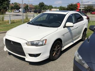 Used 2010 Mitsubishi Lancer Berline 4 portes, SE AUTOMATIQUE for sale in Sherbrooke, QC