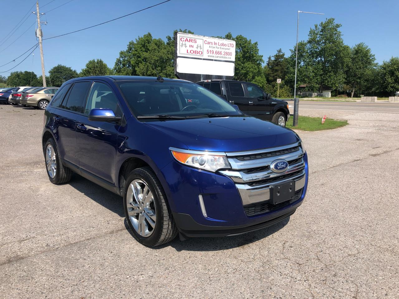 2013 Ford Edge SEL LEATHER