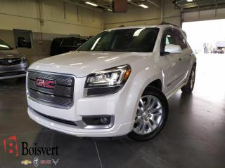 Used 2016 GMC Acadia DENALI AWD/TOIT/NAV/CUIR/SYSTEME BOSE for sale in Blainville, QC